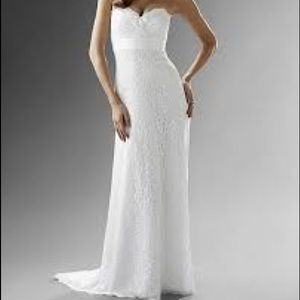 WHBM Stargazer wedding gown